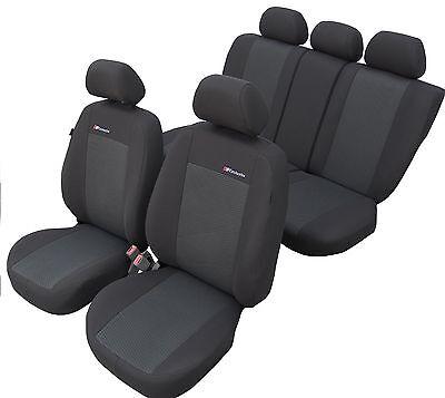 DCT-EXC Maß Sitzbezüge Schonbezüge Autositzbezüge VW Passat B8 2014-2018 Passat Autositzbezüge