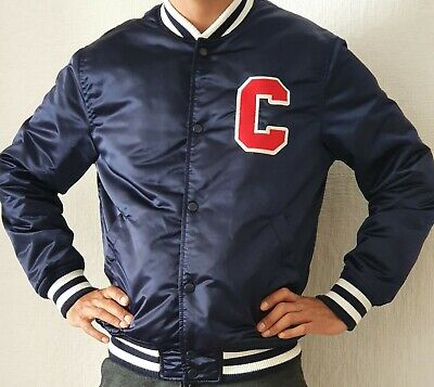 Mens Jacket Small H&M Quilted Baseball Style for sale  Shipping to Nigeria