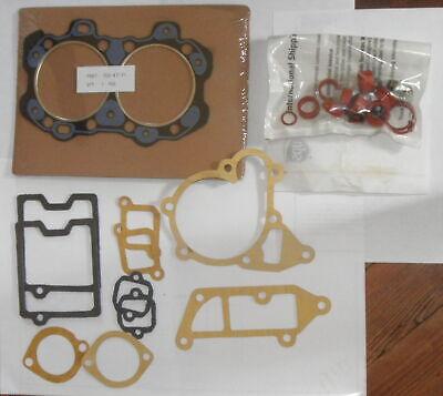 Lister Petter Lpw Onan Dn2m Diesel Decoke Head Set 657-34231 186-6212 Mep802