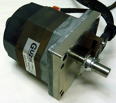 Guzik Model S1701 Step Stepper Motor Stepping Heds-9140 Encoder