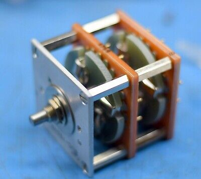 Daven 5-position 8 Pole 2 Section Very High Quality Switch
