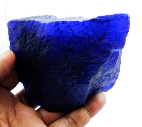 2026.70 Ct Natural Earth Mined Blue Tanzanite Rough Loose Gemstone. P 2858