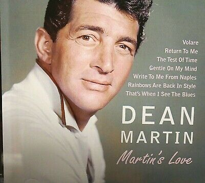 Dean Martin Best of  Hits NEW! CD,20 Tracks Love,When your