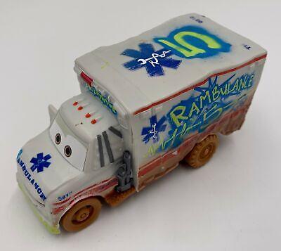 Disney Cars Pixar Die-Cast Lot ~ Crazy 8 Crashers Dr. Damage