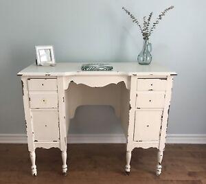 Antique Desk / Bureau / Vanity / Table
