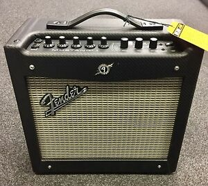 """FENDER """"MUSTANG 1"""" GUITAR AMPLIFIER - """"AS NEW"""" Lawnton Pine Rivers Area Preview"""