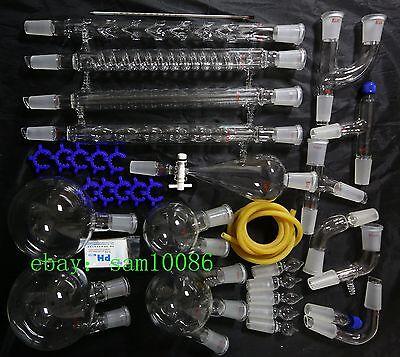 Lab Glassware Kitorganic Chemistry Laboratorylab Chemistry2440free Shipping