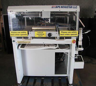 Aps Novastar Gold Place Model L-40 Pick Place System  2640