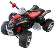 Kid's Ride-on Quad Bike Car 12V Rechargeable Battery EVA Tyre Parramatta Parramatta Area Preview