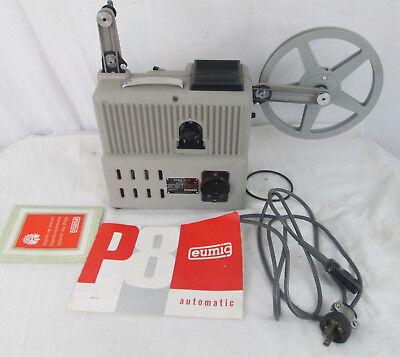 Винтажные проекторы Vintage EUMIG P8 Automatic