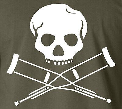 JACKASS LOGO T-Shirt Johnny Knoxville MTV Skater Steve-O Bam Margera S-6XL (Knoxville Jackass)