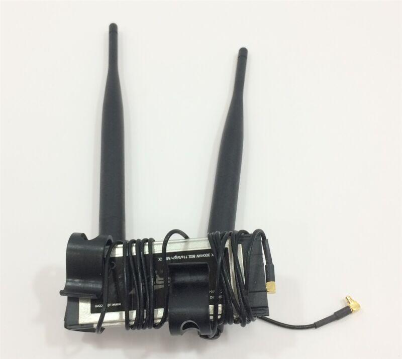 Ubiquiti SR71X 300MW 802.11 a/b/g/n mmcx MIMO Wireless Adapter