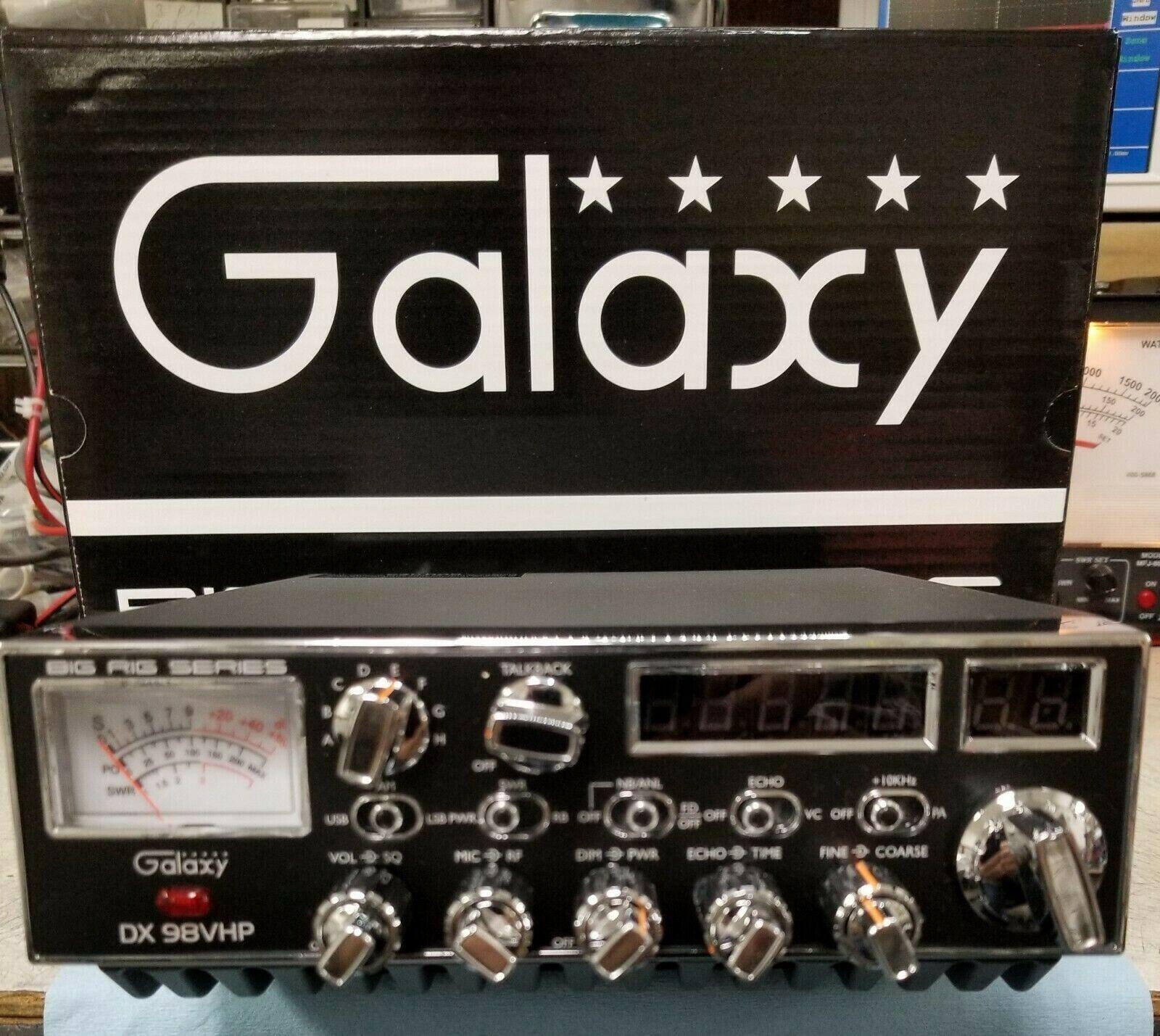 GALAXY DX98VHP