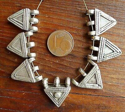 Lot Pendants Amulets Telsum Antique Ethiopia Pearl Prayer Ethiopian Pendant G