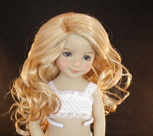 """Little Darling, Boneka, BJD """"Ciara"""" Wig Sizes 4-5,5-6, 6-7, 7-8, 8-9"""
