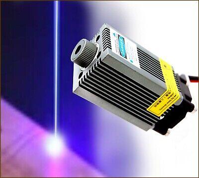 Pwmttl Blue Laser Engraving Modulefocusable 450nm 7w Etcher Lasergift Goggles