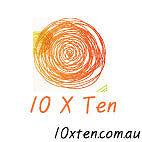 10xten stickers