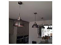 07eba2407550 John Lewis 'Baldwin' Pendant Ceiling Lights | in Chandlers Ford, Hampshire  | Gumtree