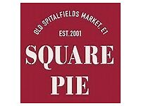 Square Pie Recruiting Team Members In Bluewater