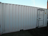 Shipping Container with Side Door $3,400