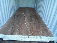 Shipping Container 1 x side Door with damage $3400.
