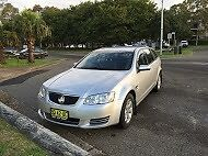 2012 Holden Commodore Wagon Ashfield Ashfield Area Preview