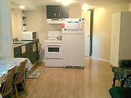 2 Bed Basement Apt in Great East End Location (Utilities Incl)
