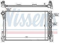 Mercedes-Benz C-Class Radiator - GermanParts.ca