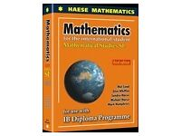 International Baccalaureate - Mathematical Studies book