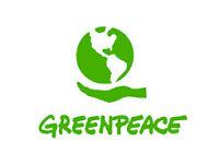 Team Leader - Greenpeace UK - Street Fundraisers - London - £12/hour
