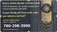 Mold Inspection & Air Quality Testing