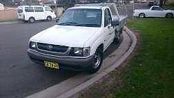 2003 Toyota Hilux Birrong Bankstown Area Preview