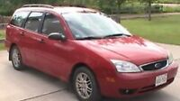 $3200 for this roomy wagon and it is easy on gas too!