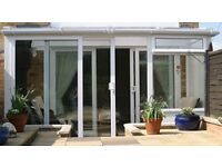 Brand new conservatory 3 m x 3 m installed from £5,999, many different styles – free design meeting.
