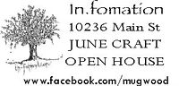JUNE CRAFT OPEN HOUSE ~ IN.FORMATION