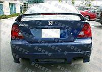 01-05 HONDA CIVIC SPYDER 4DR REAR - ONLY $99