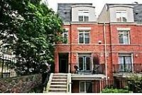 Beautiful 2BR condo townhouse in downtown Toronto