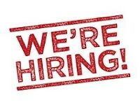 Warrington Great Sankey Full Time staff wanted