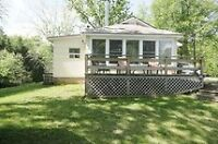 Open concept waterfront home on Black River Tweed! $148,900