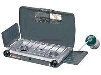 Coleman Perfectflow 2 Burner Propane Camping stove BRAND NEW STOCK CLEARANCE