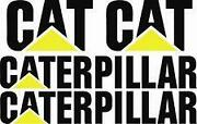 Caterpillar Stickers