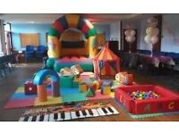 Soft Play Party Package £125