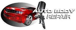 Auto Body work at a fraction of the cost. Done right !!