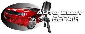 Auto Body work at a fraction of the cost.