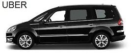 Ford Galaxy PCO rent or buy UBER APPROVED