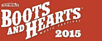 2015 Weekend Pass to Boots and Hearts