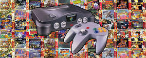 Looking for all N64 stuff