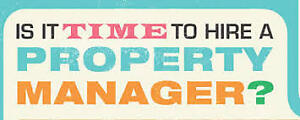 Is it time to hire a Property Manager?