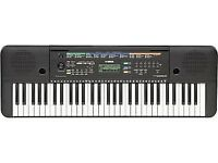 Yamaha PSRE 253 Portable Electric Keyboard - nearly new