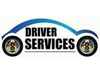 Delivery driver looking for work